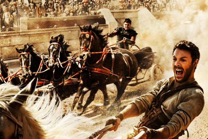 Ben Hur Review: Failed Performances, Flawed Storytelling Dilutes The Impact