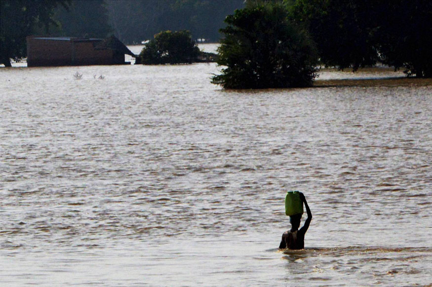 Bihar Floods: NDRF Help Woman Deliver Baby on Board its Boat