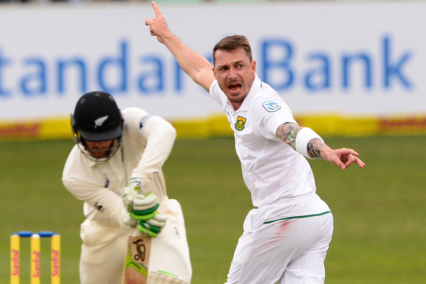 Fiery Dale Steyn Getting Back to His Best for South Africa