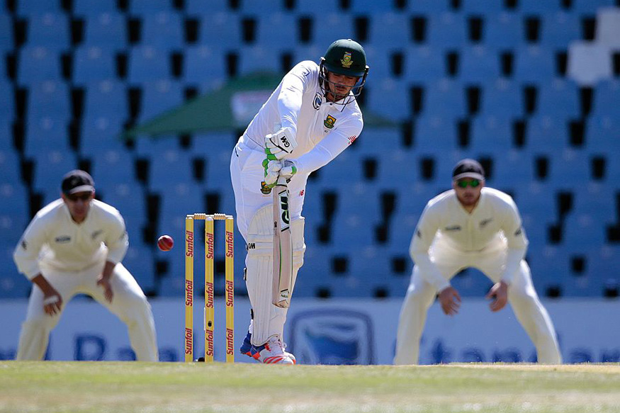 2nd Test: South Africa Hold Aces Despite Collapse Against New Zealand