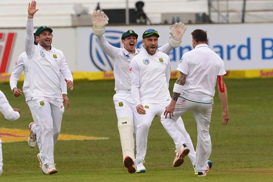 2nd Test: South Africa, New Zealand Shootout for Test Honours