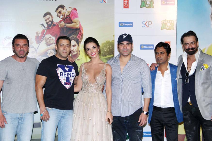 Salman Khan Does not Have a Cameo in Freaky Ali: Arbaaz Khan