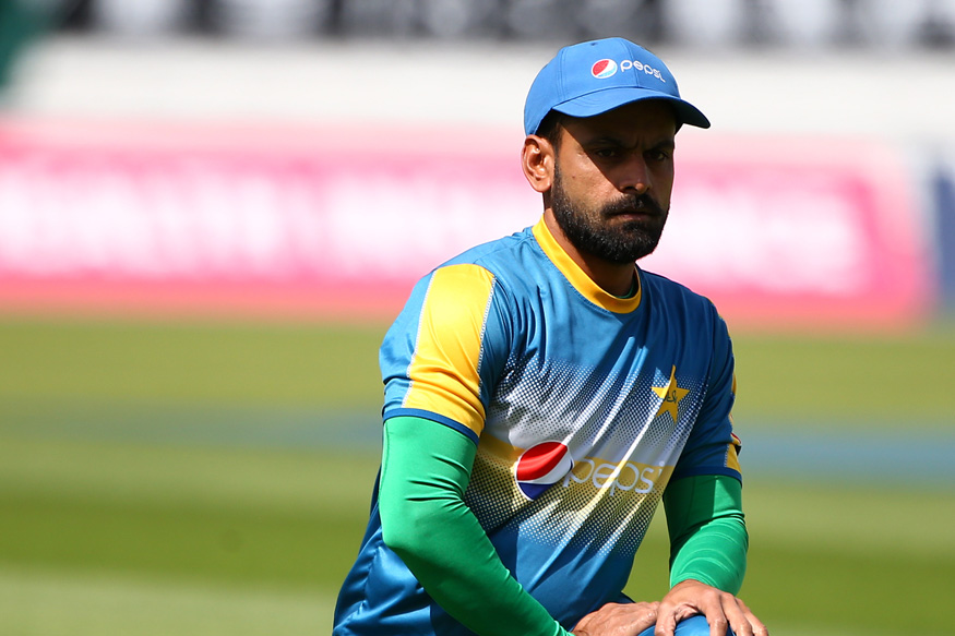 Mohammad Hafeez Out of England Tour With Calf Injury