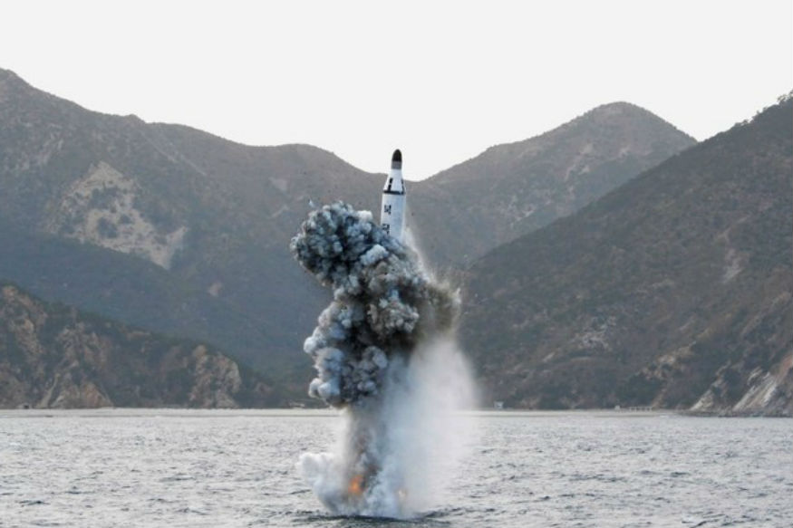Japan PM Says North Korea Missile Launch 'Unforgivable', Threat to Security