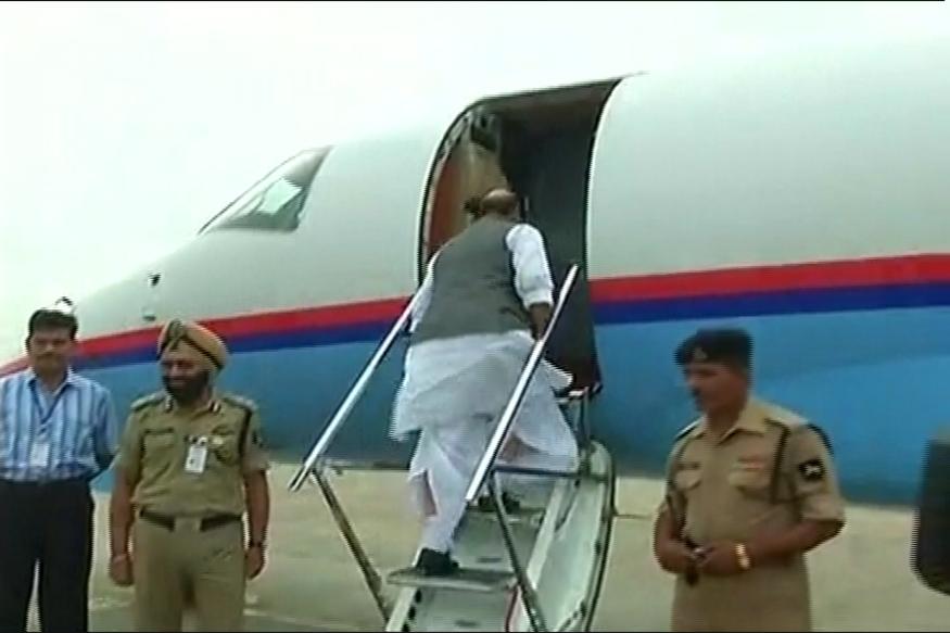 Rajnath Singh in Kashmir for Talks, Separatists Under House Arrest