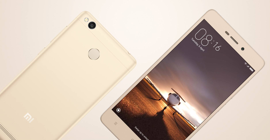 xiaomi launches redmi 3s in india at rs 6 999   news18