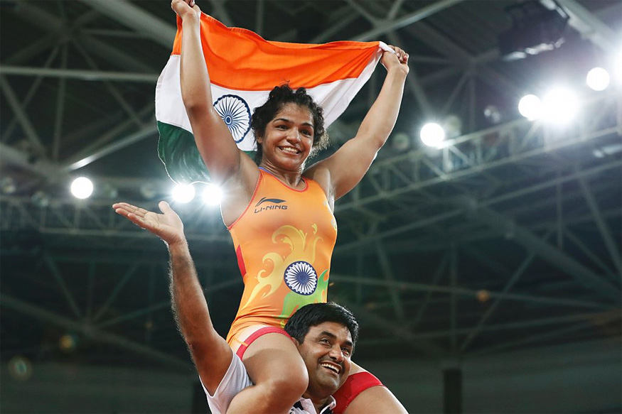 Sakshi Malik Wants to Emulate Inspiring Sushil Kumar's Olympic Achievements