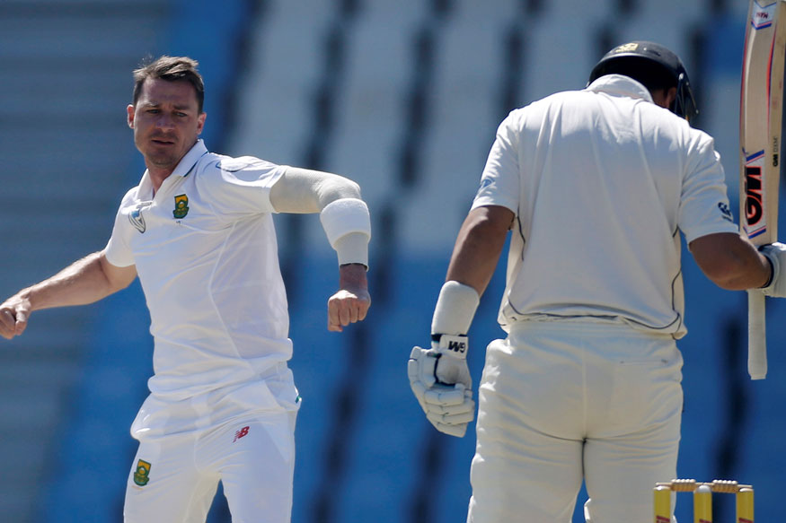 2nd Test: Dale Steyn Sets up South Africa