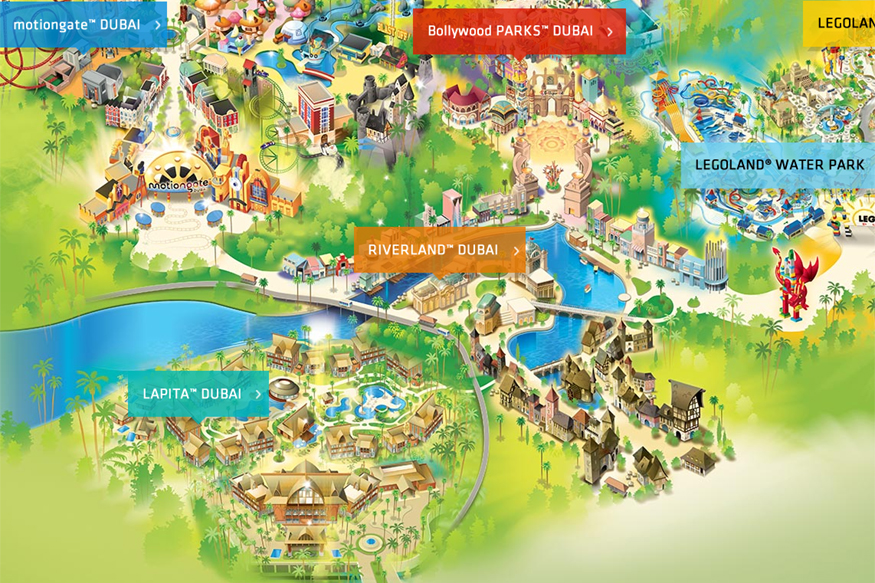 Dubai Theme Park Unveils First Resident Bollywood Musical