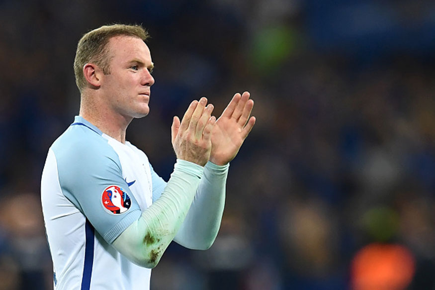 Wayne Rooney.  (Photo Credit: Getty Images)
