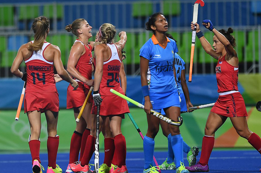 Rio 2016: Indian Women Hockey Team Thrashed 0-3 by USA