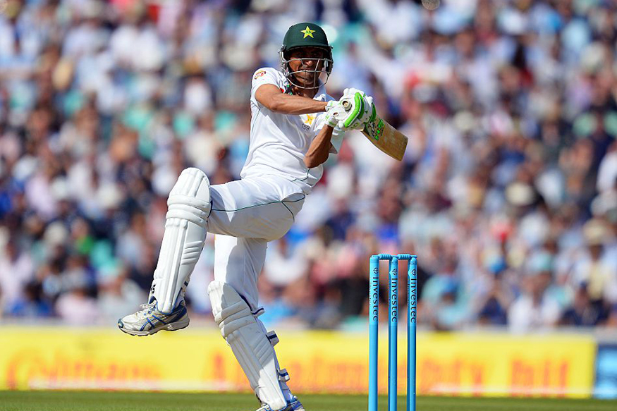 2nd Test: Fit-Again Younis Khan Leads Pakistan