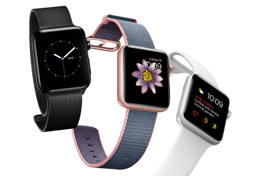 apple watch series 2 india price starts at rs 32 900 goes. Black Bedroom Furniture Sets. Home Design Ideas