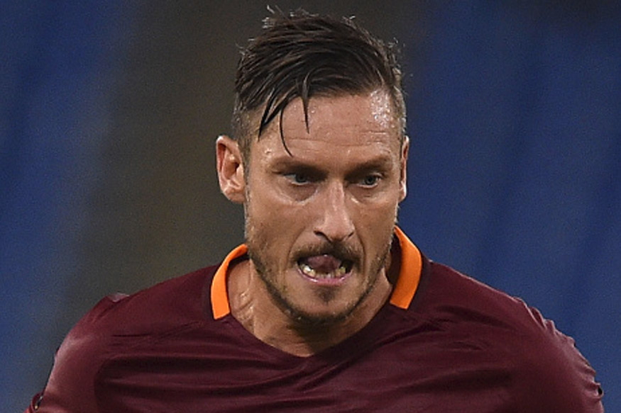 Francesco Totti. ( Getty  images )