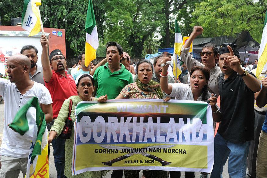 Bandh Called by Gorkha Janmukti Morcha Halts Public Life in Darjeeling