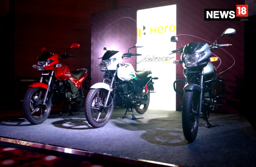 Hero Achiever 150 pictures, Hero Achiever 150, Hero Achiever 150 price, Hero Achiever 150 specs,Hero Achiever 150 launch, Hero Achiever 150 showroom price, 150cc bikes, hero bikes, automobiles, bikes