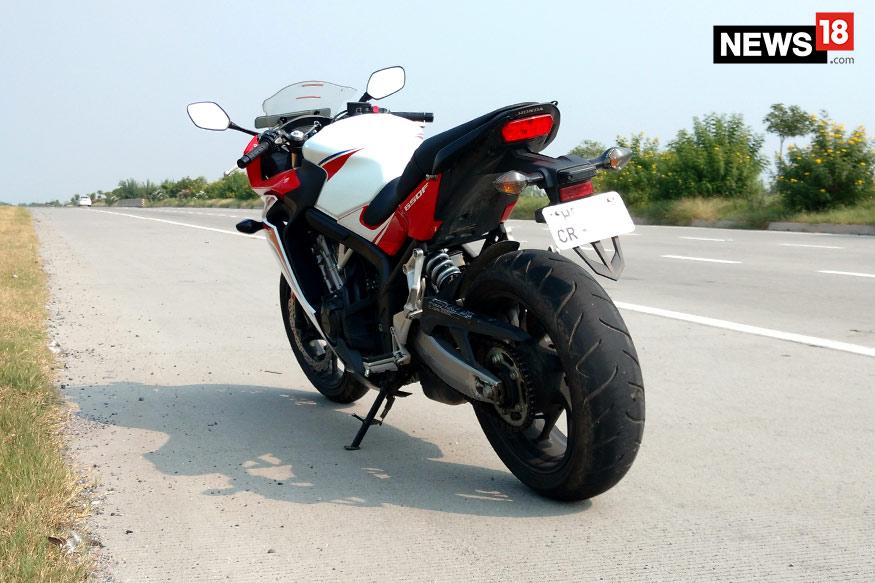 Honda-CBR-650F-Rear