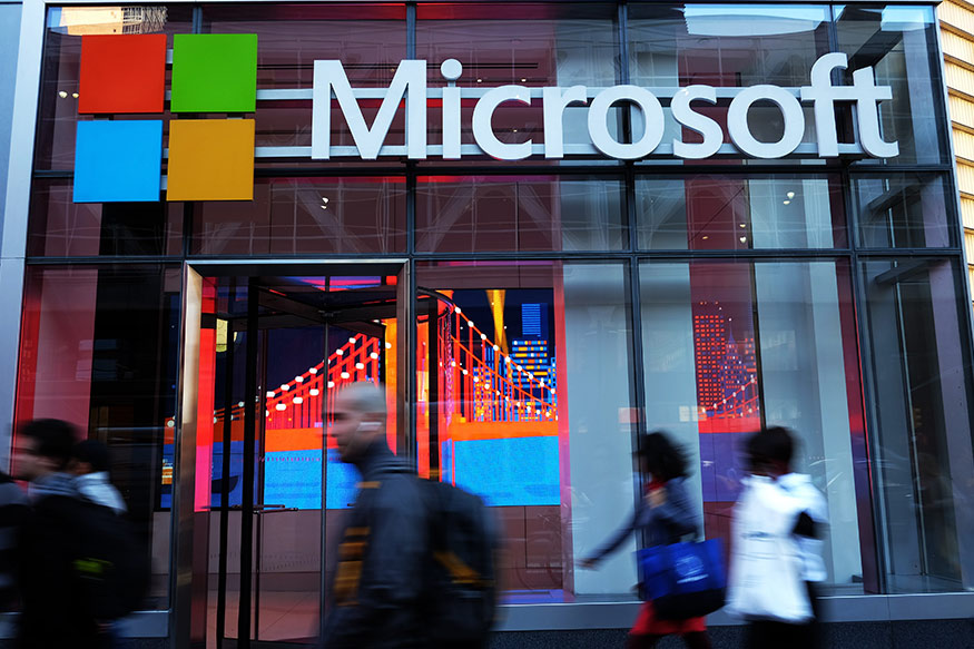 Microsoft Teams With Bank of America on 'Blockchain' Technology