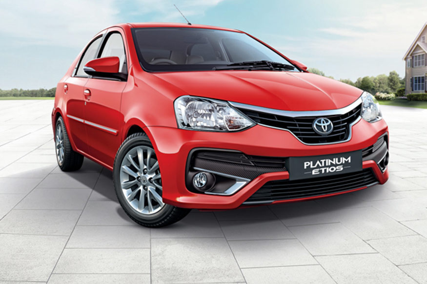 Toyota Platinum Etios And Updated Etios Liva Launched