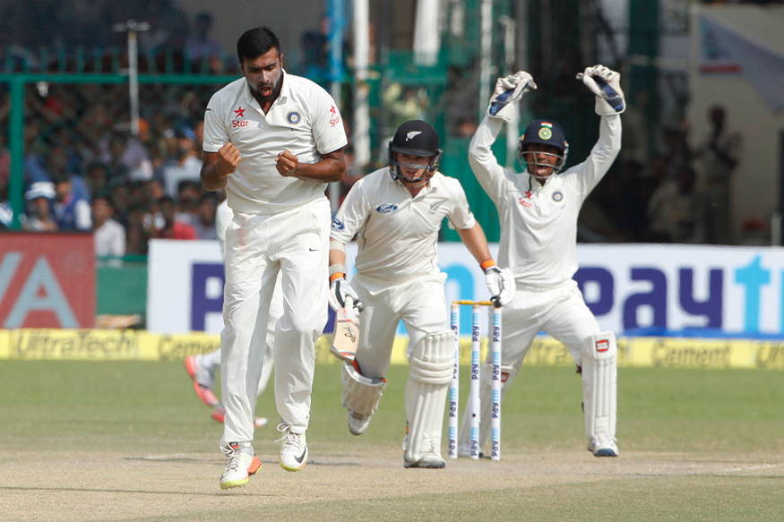 R Ashwin Becomes Fastest Indian to 200 Test Wickets