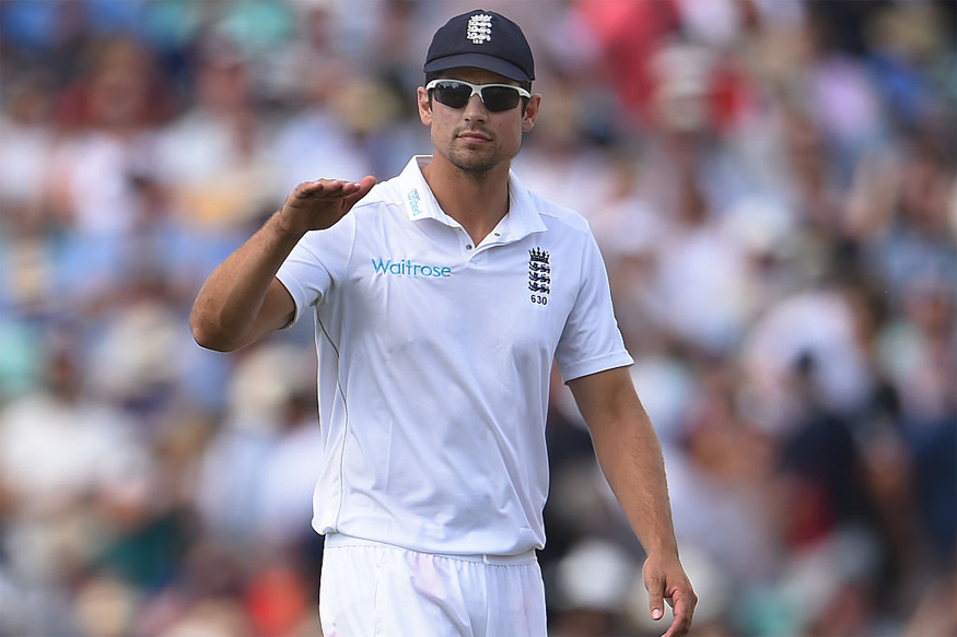 Alastair Cook. (Getty Images)