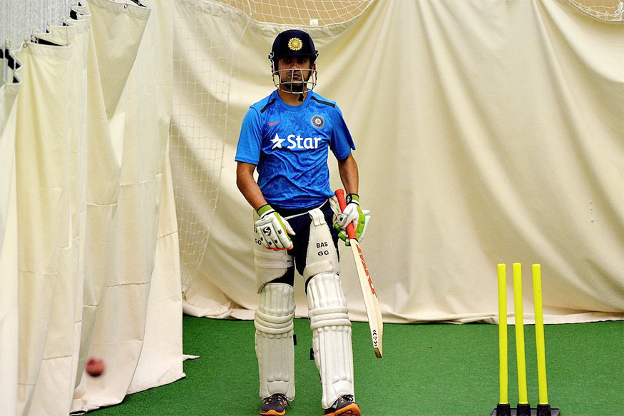 Gautam Gambhir Returns to Test Squad After Two Years