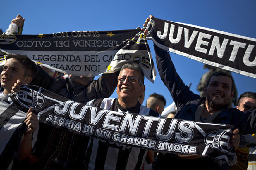 Juventus supporters. ( Getty images )