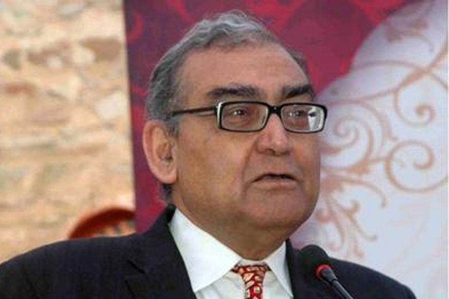 Ex-Supreme Court Judge Markandey Katju Booked for Offering Kashmir, Bihar to Pakistan