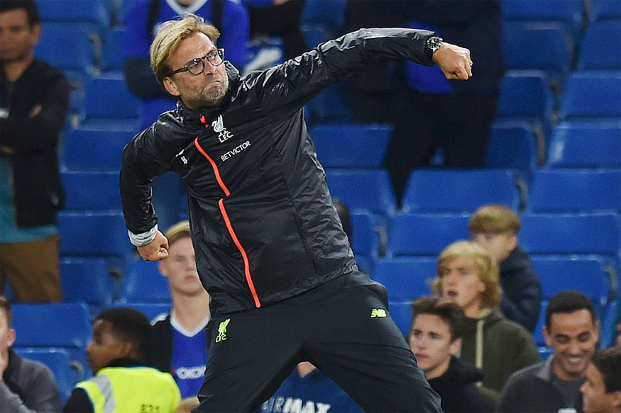 Jurgen Klopp. (Getty Images)