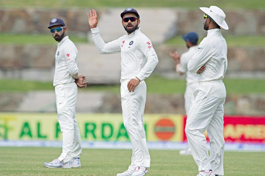 India vs New Zealand Live: Virat Kohli