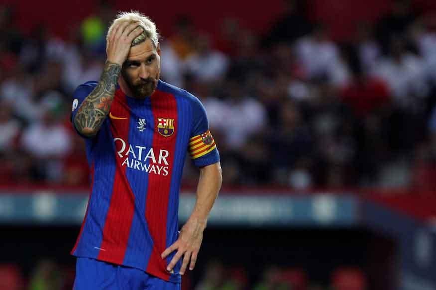 Lionel Messi.  (Photo Credit: Reuters)