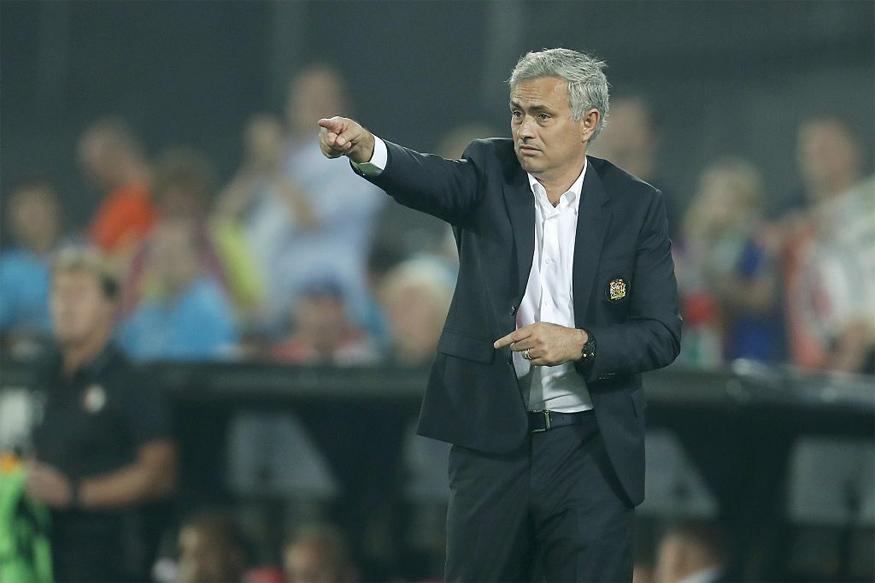 Jose Mourinho. (Getty Images)