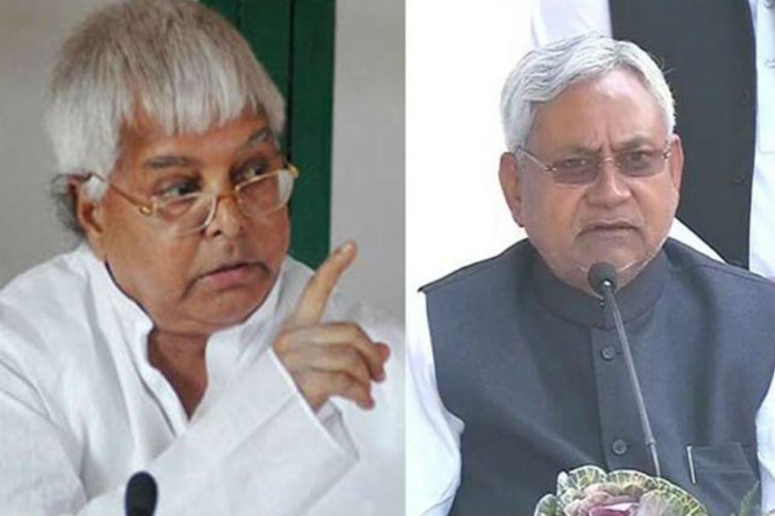 'Nitish Committed a Historical Mistake by Backing Kovind For President'