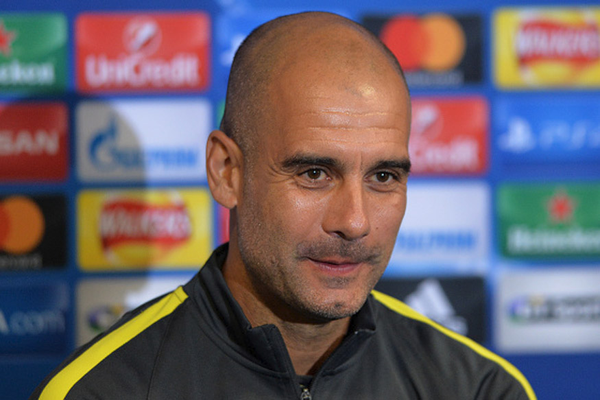 Pep Guardiola. ( Getty images )
