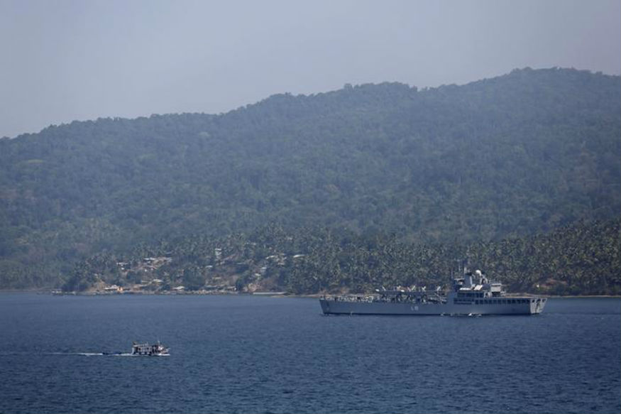 Andaman Bound Ship With 506 Passengers Stranded Off Vizag