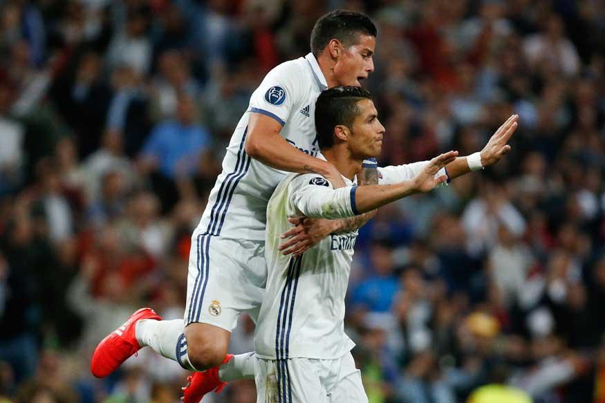 Cristiano Ronaldo.  (Photo Credit: Getty Images)