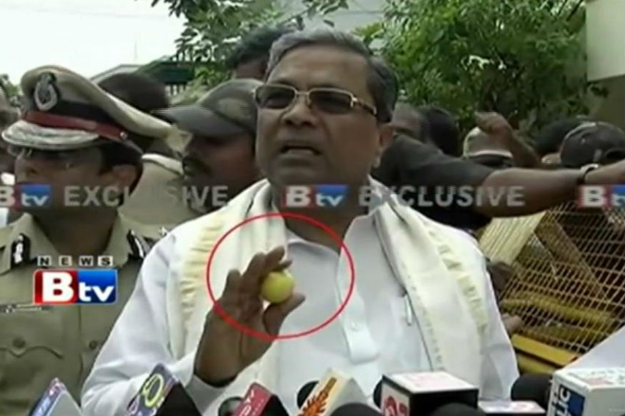 Crows, Lemon And More: Siddaramaiah's Tryst With the Supernatural
