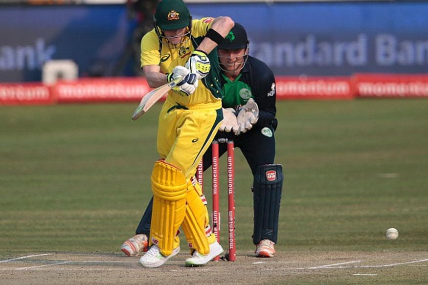 Smith, Khawaja Ease Australia to Win Over Ireland