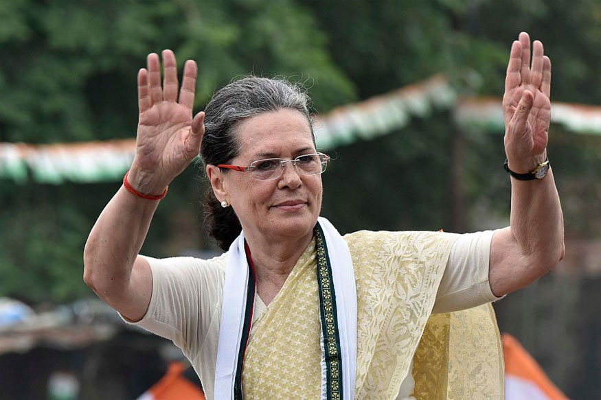 Sonia Gandhi Says 'My Job is to Retire' As Rahul Set to Takeover Cong Reins