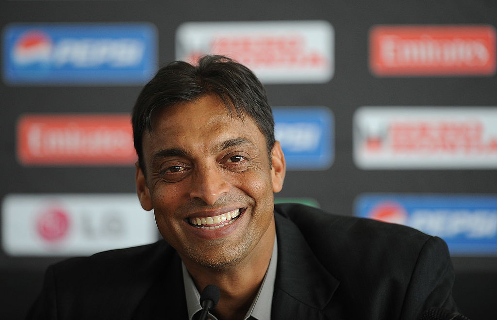 File Image of Shoaib Akhtar. (Getty Images)