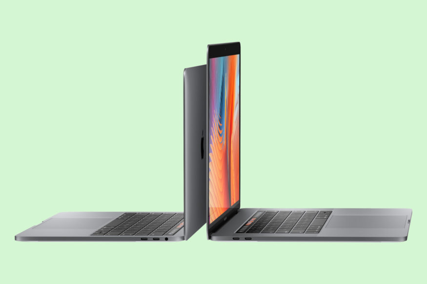 Apple Launches New MacBook Pro Models With Revolutionary Touch Bar