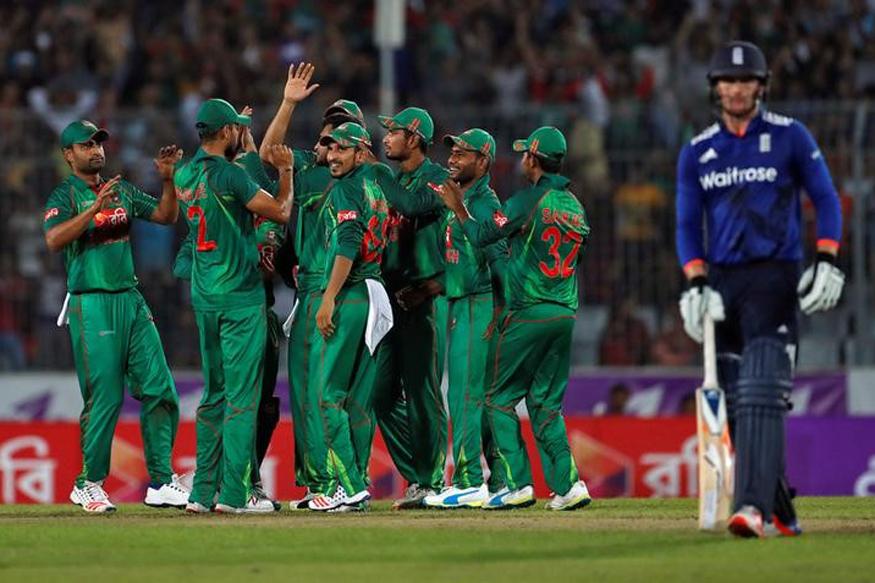 Bangladesh Cricket Team. (Reuters)