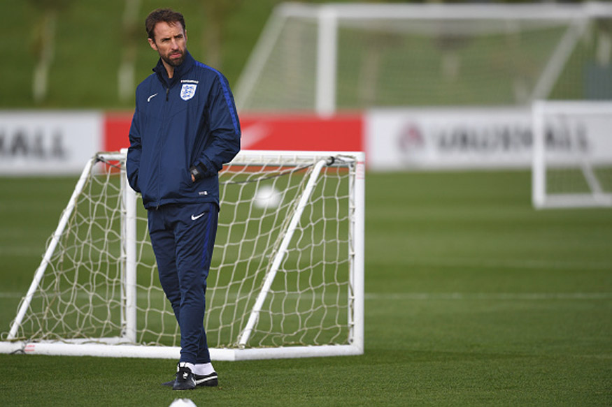 Gareth Southgate. (Getty Images)