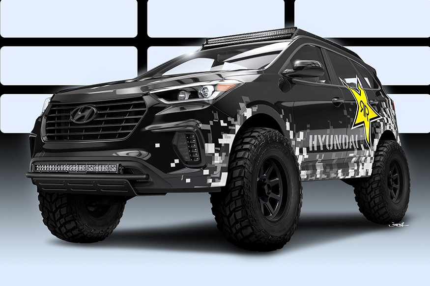 Hyundai-Rockstar-Santa-Fe-Concept