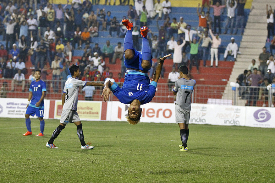 File Image of India U-17 Football Team. (Getty Images)