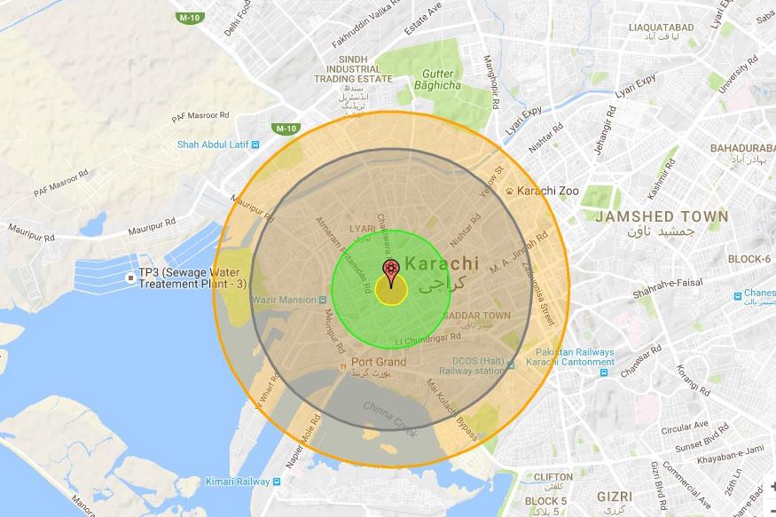 Nuclear bomb, Karachi, India Nuclear arsenal