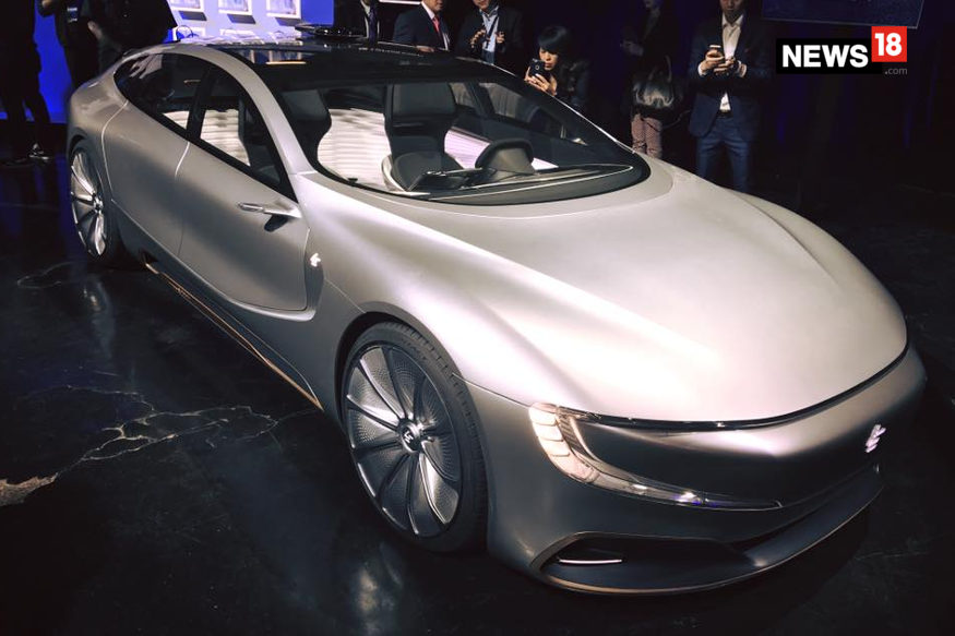 You Will See This LeEco Self-driving Car in Michael Bay's Transformers 5 Movie