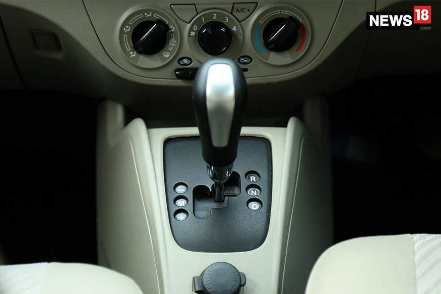 Maruti Suzuki Alto K10 with AGS