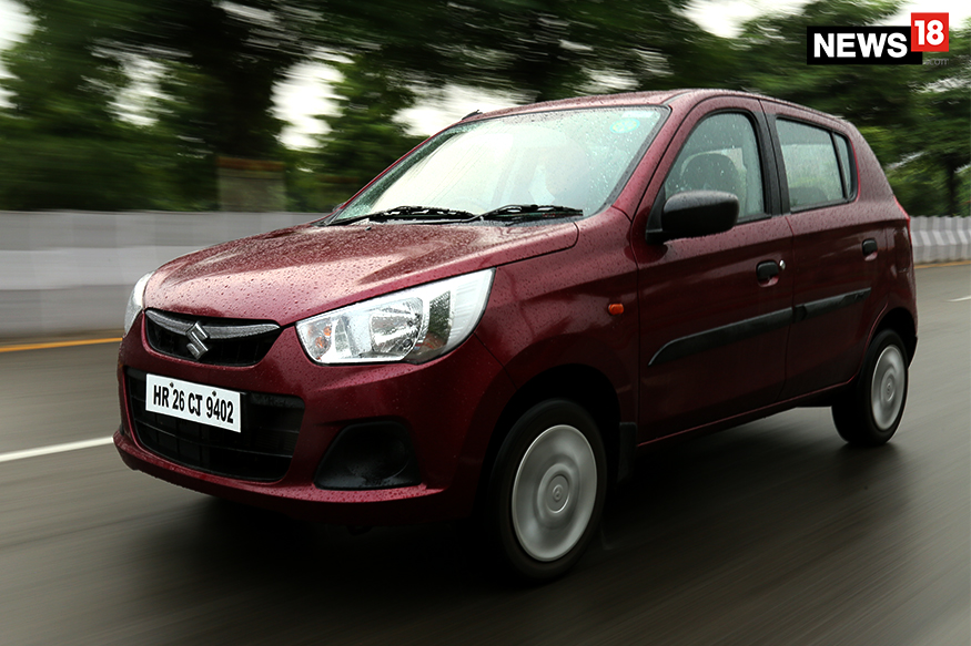 Maruti Suzuki Alto K10 AGS Review: The Best Value For ...