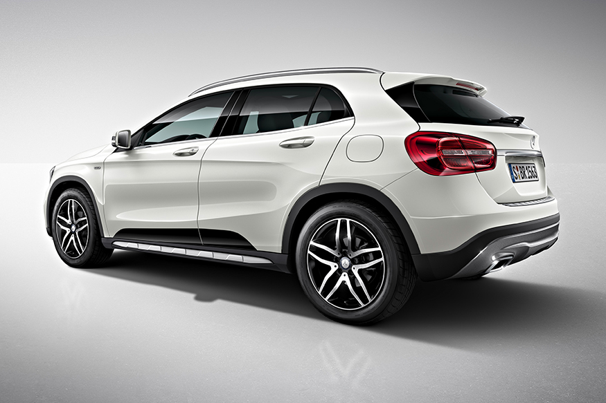 2017 Mercedes-Benz GLA Facelift to Break Cover at 2017 NAIAS